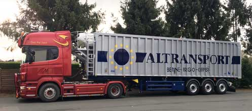 Altransport nv - Ternat